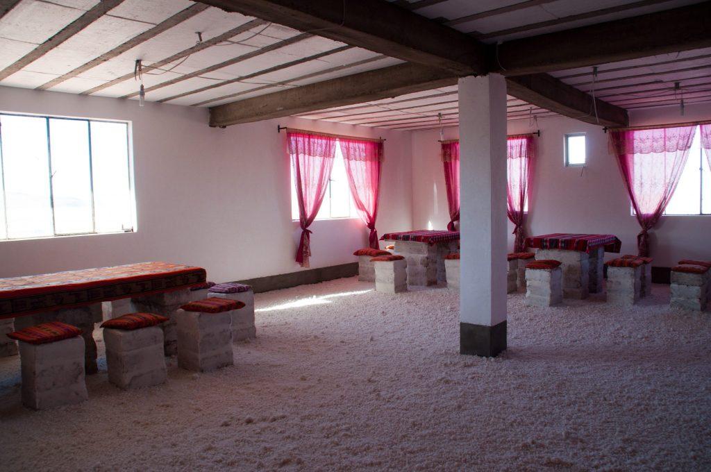Hôtel de sel Bolivie