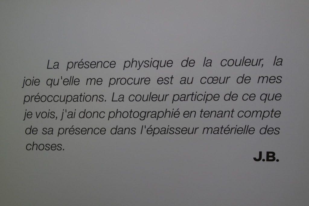 Exposition John Batho