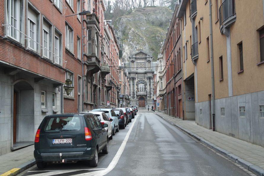 Rues de Dinant