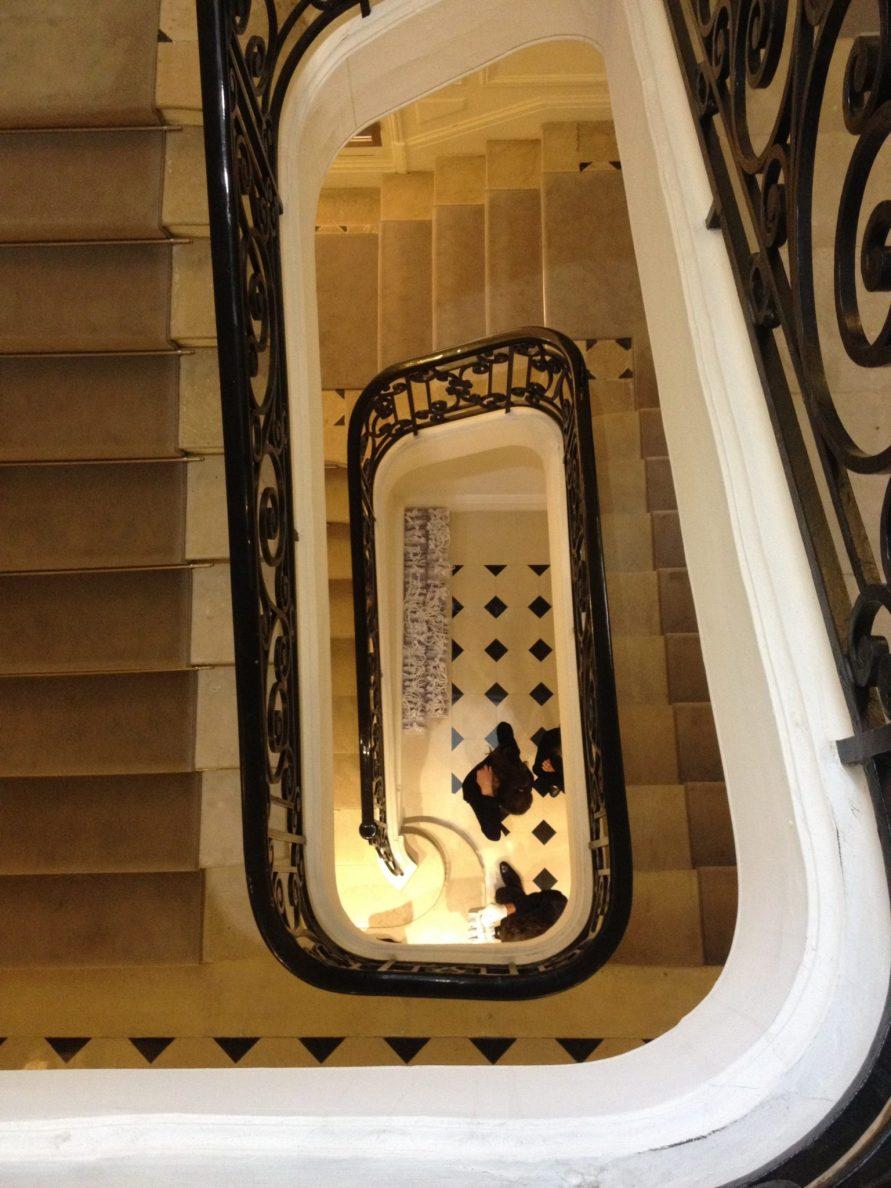 Maison Dior 30 avenue Montaigne