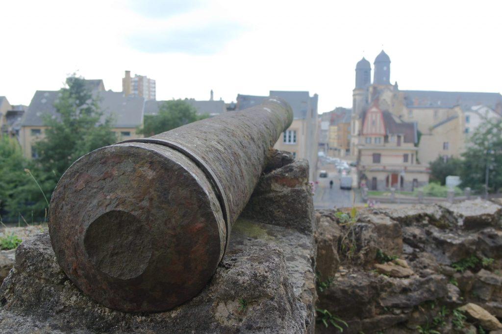 Chateau-fort Sedan