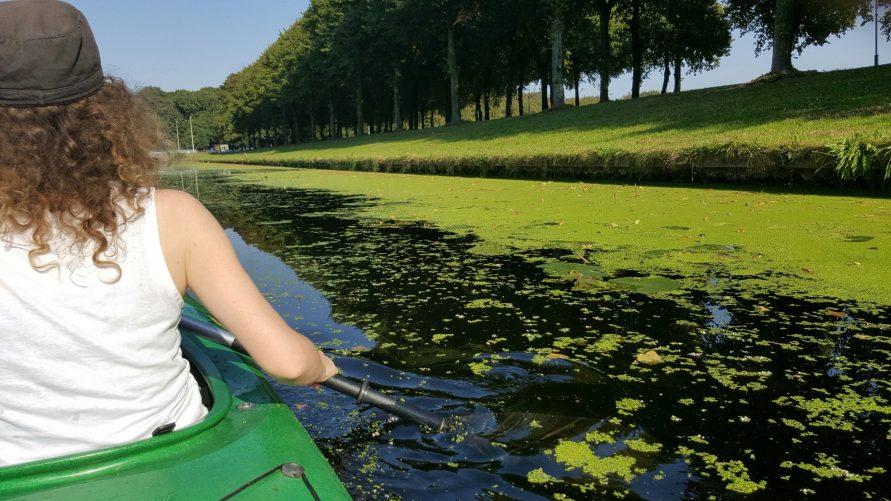 Séjour sportif à la Haye balade sur les canaux