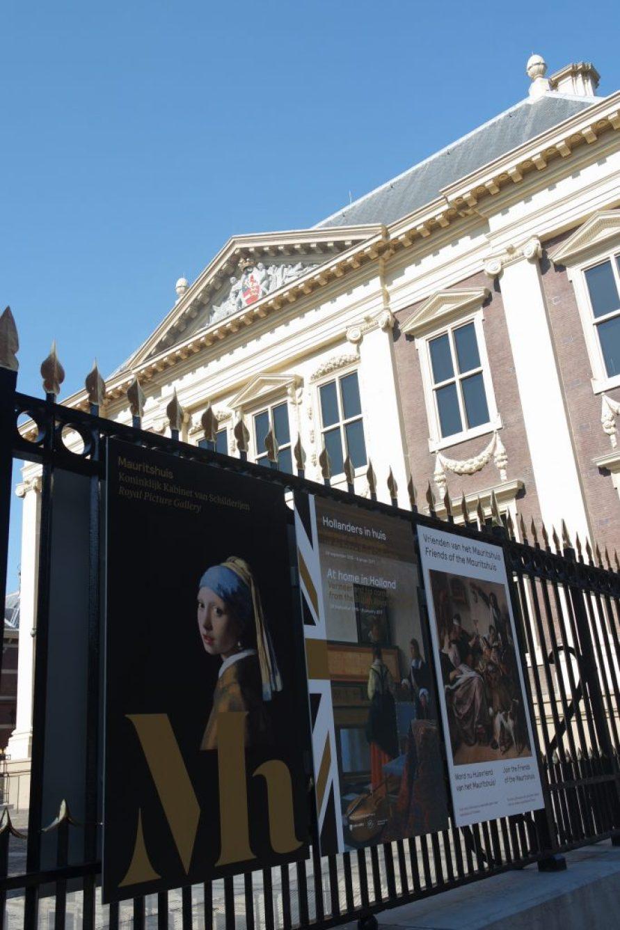 Séjour à la Haye musées