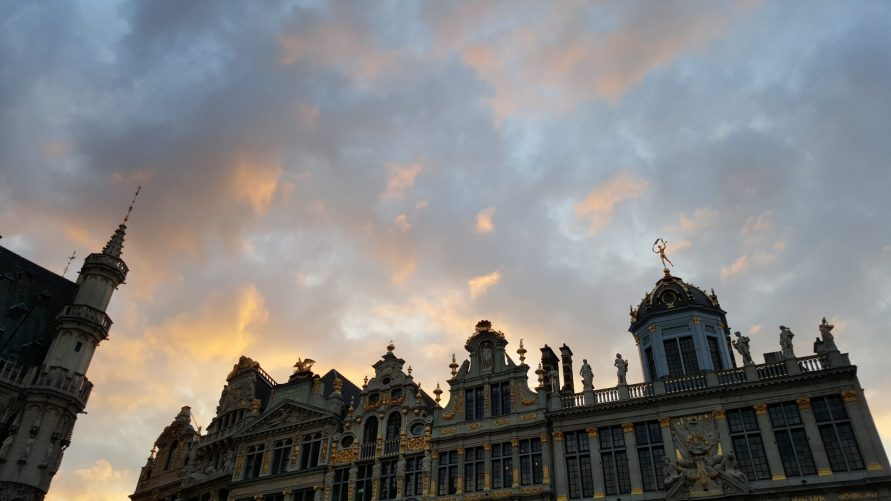 Bruxelles arty ma jolie