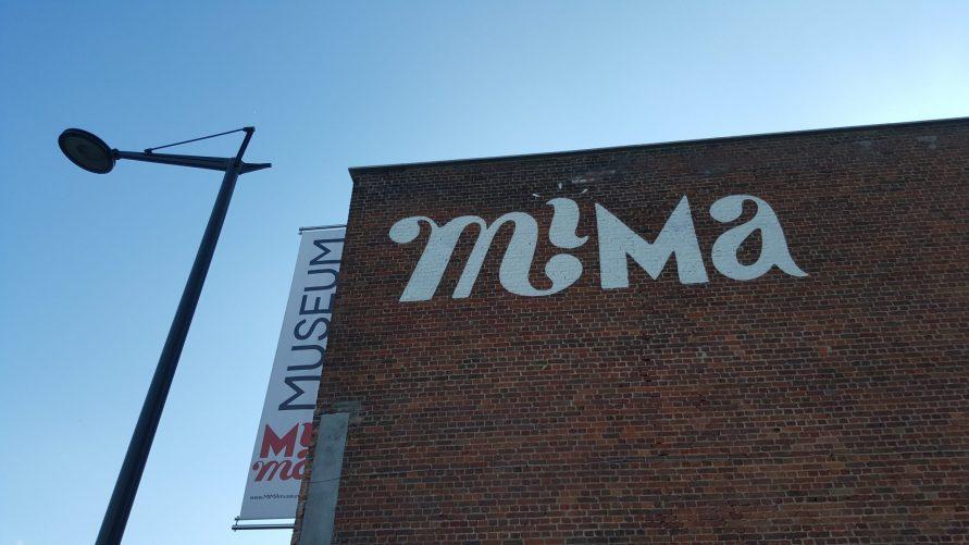 Bruxelles arty ma jolie Mima