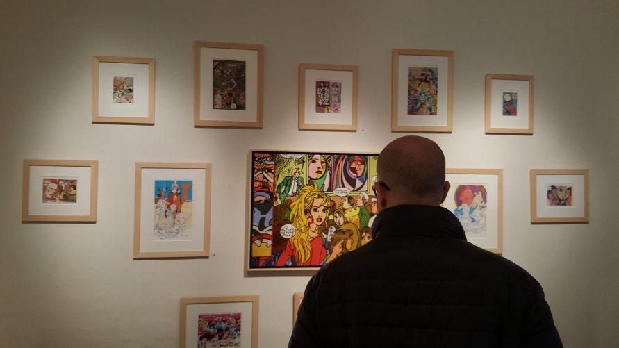 Le Salon d'Art Bruxelles exposition
