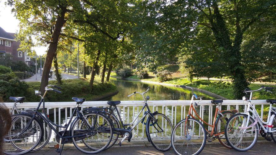 balade vélo Utrecht