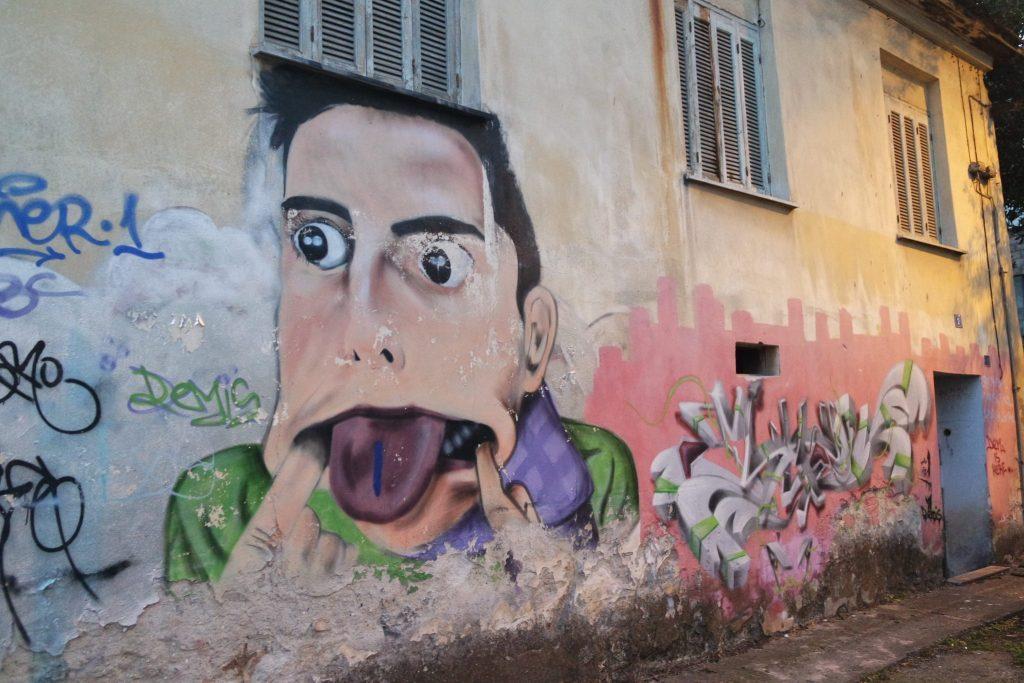 Street art Veroia