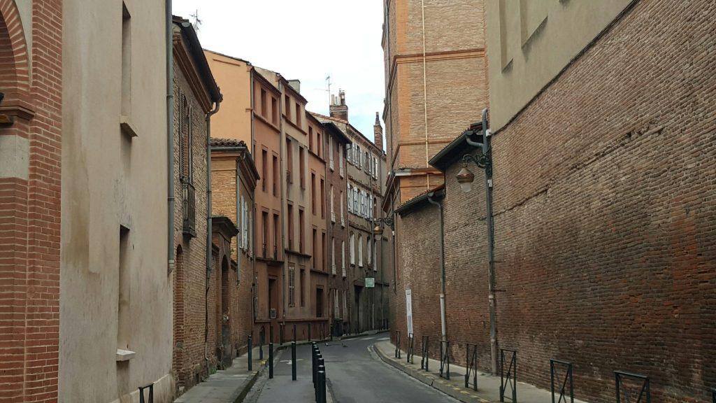 Centre ville Toulouse