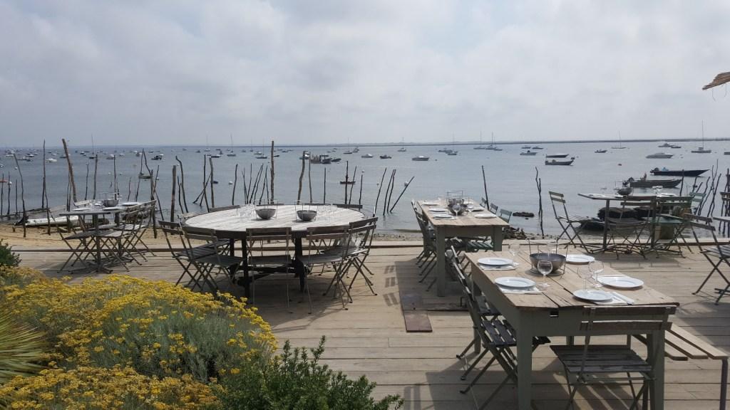 restaurants Bassin d'Arcachon