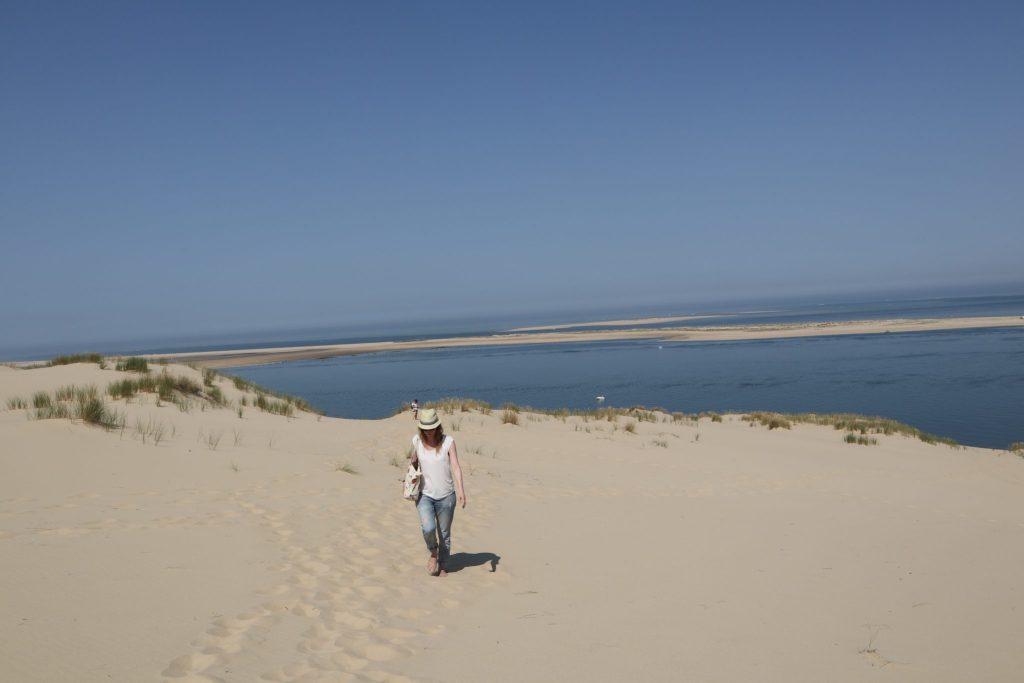 Bassin d'Arcachon dune du Pilat