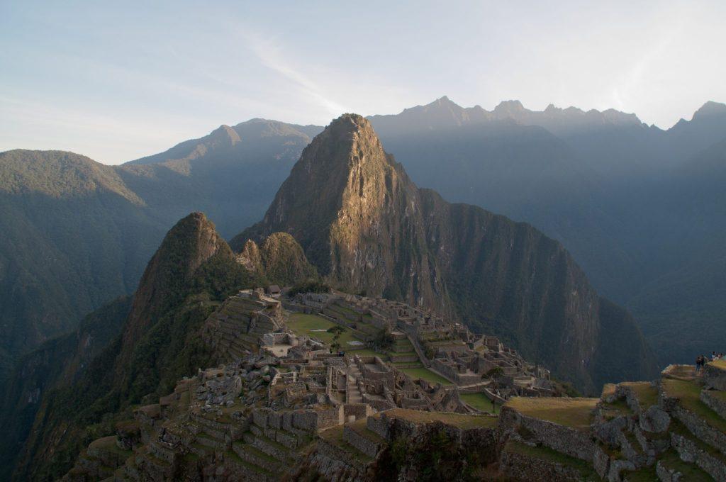 Visite réussie du Machu Picchu