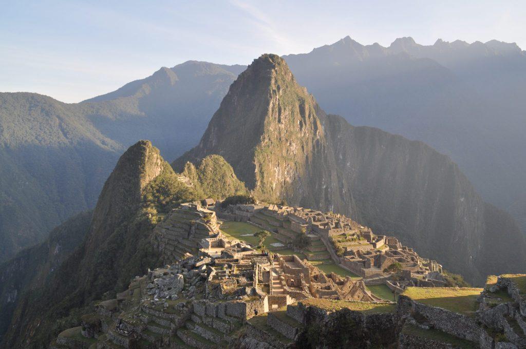 Visite du Machu Picchu
