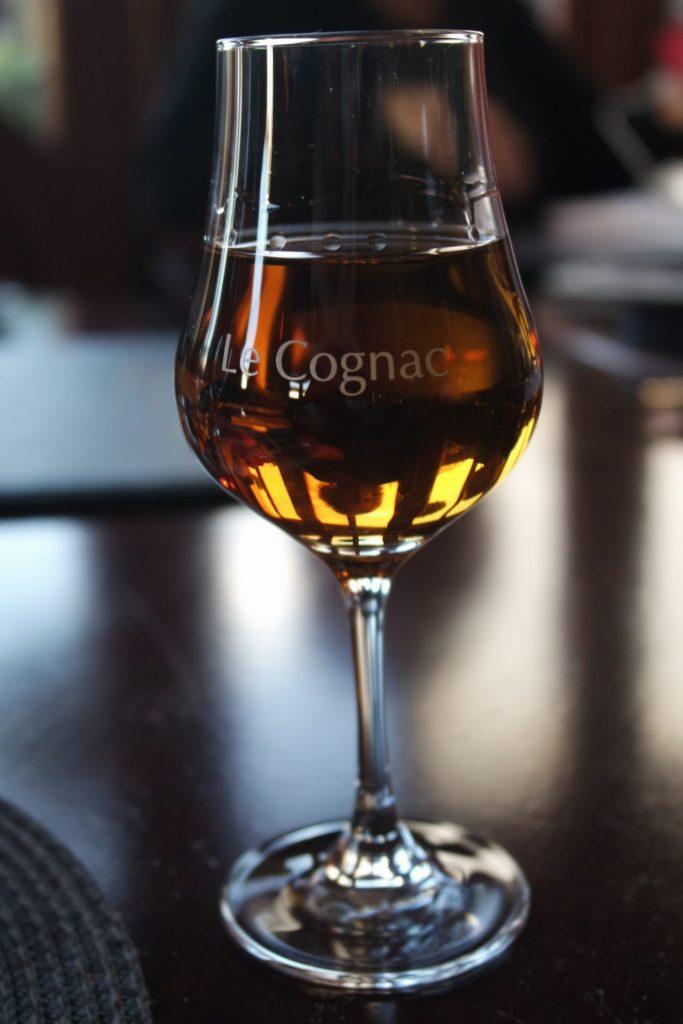 Boire du Cognac