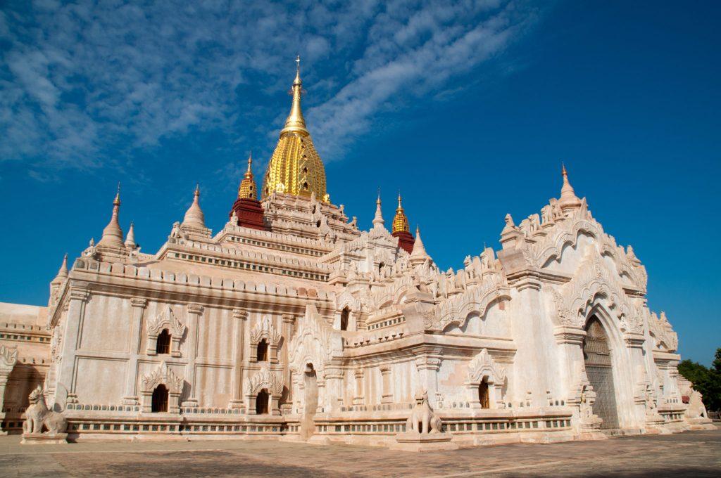 Plus belles pagodes Bagan