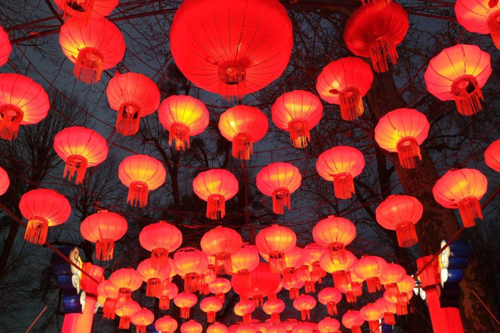 Festival des lanternes chinoises Gaillac
