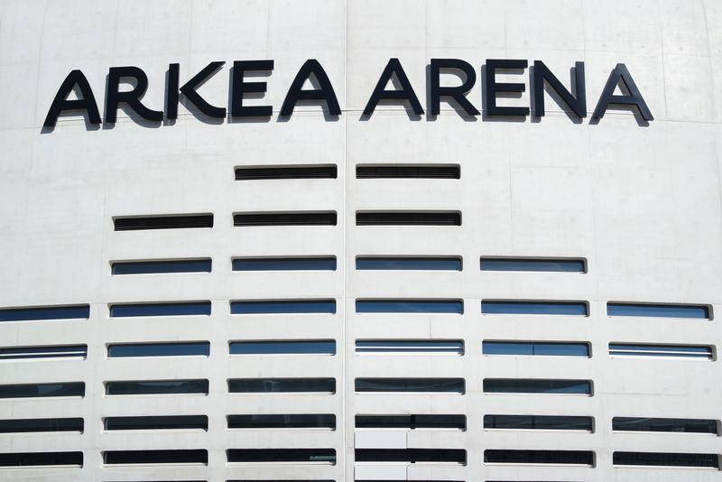 Activité insolite Arkea Arena
