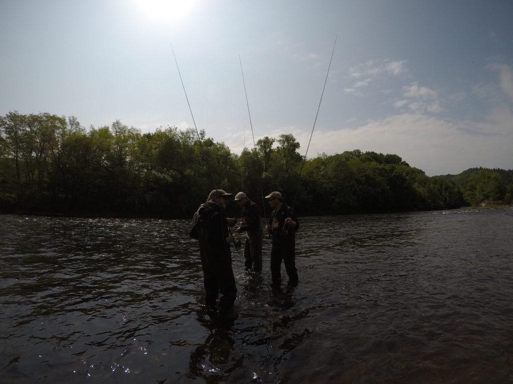 cours de pêche en Corrèze