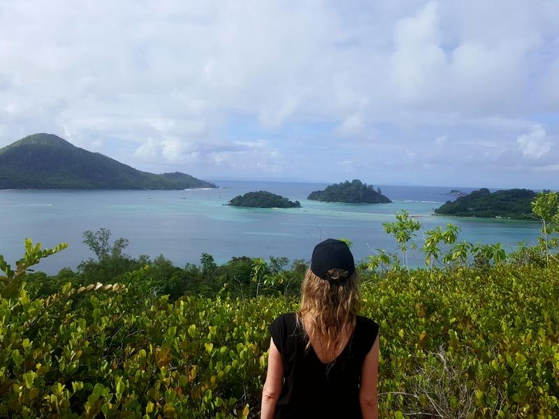 Randonnée Iles au Cerf Seychelles
