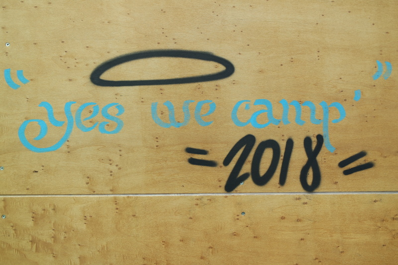 Yes We Camp 2018