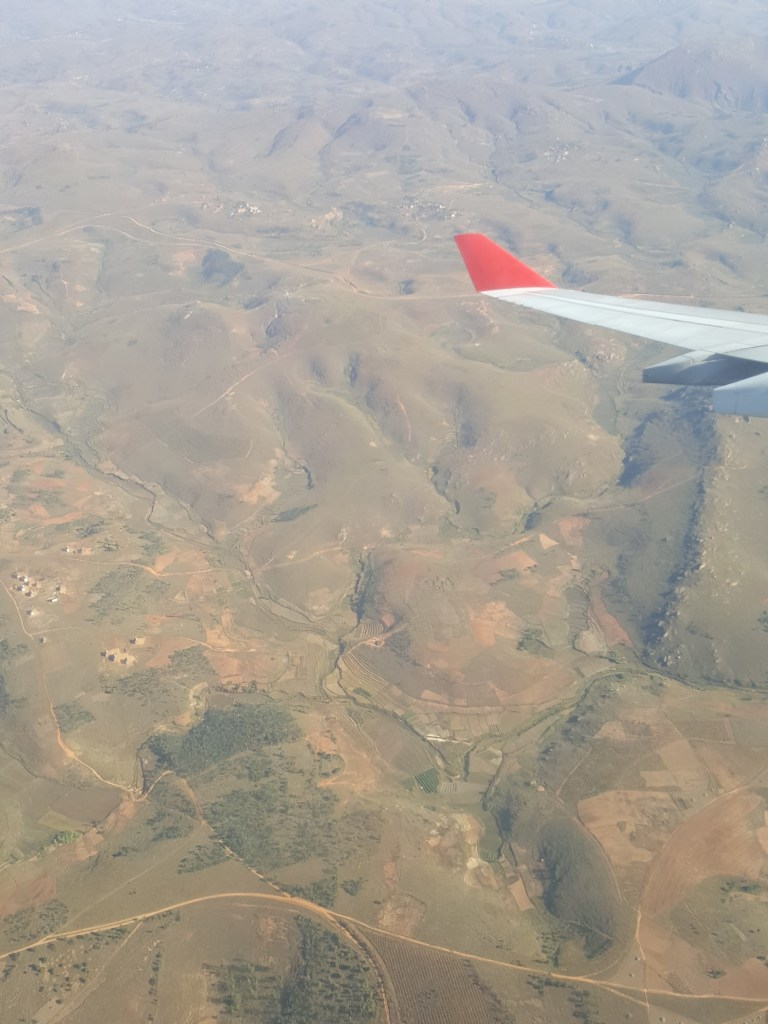 Avion Madagascar
