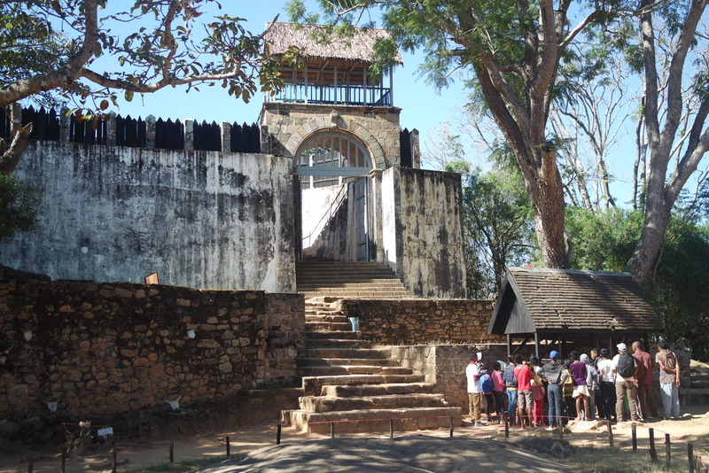 Colline d'Ambohimanga Tana