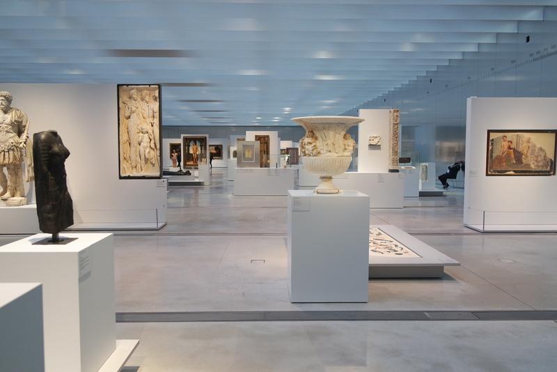 Visiter Louvre-Lens