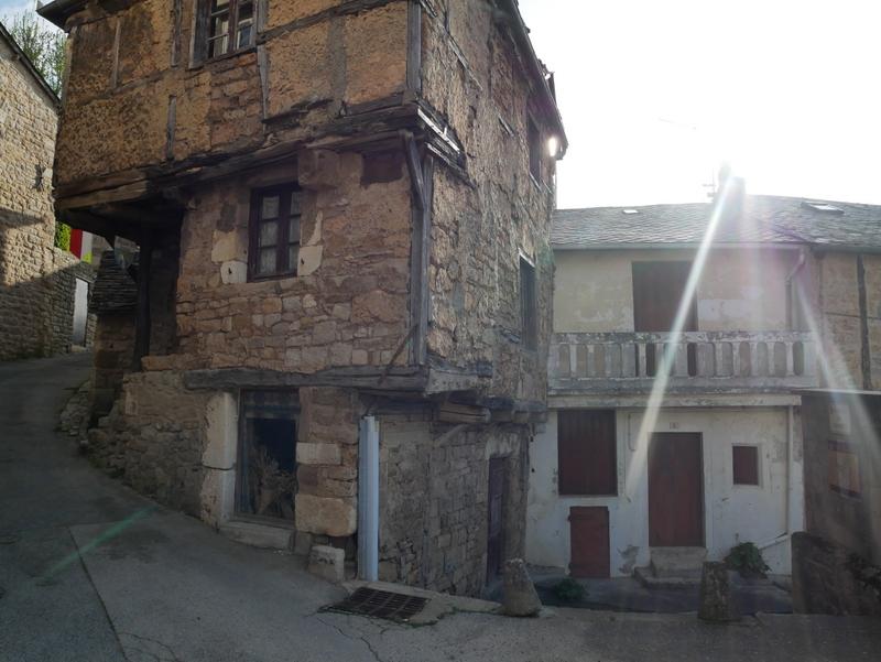 Maison de Jeanne Laissac-Séverac-l'Eglise
