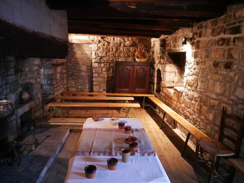Maison de Jeanne Des Causses à l'Aubrac