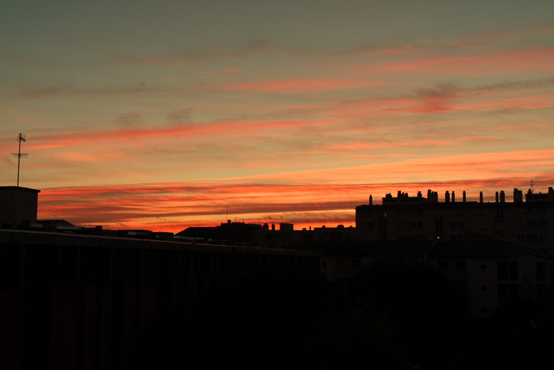 Sunset Toulouse