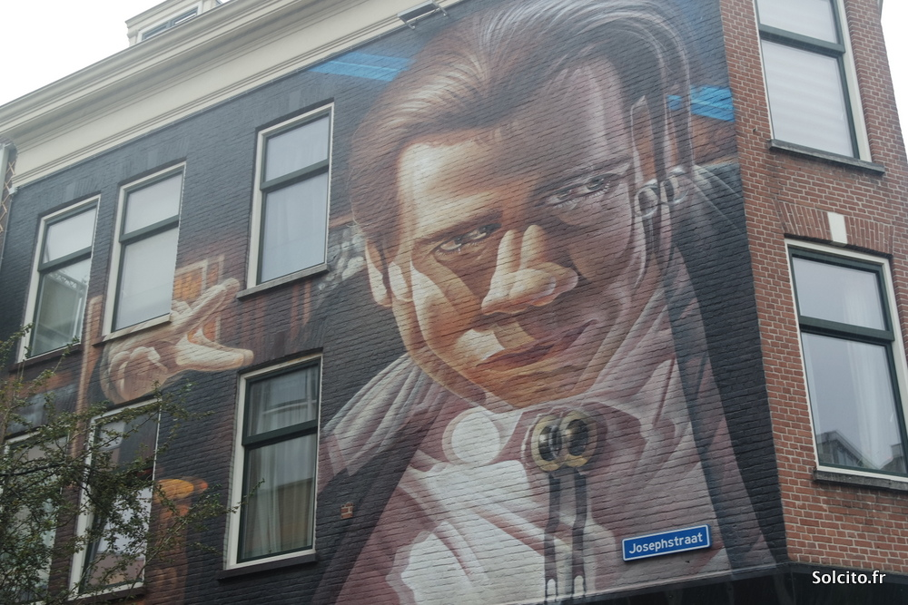 Visite street art Rotterdam