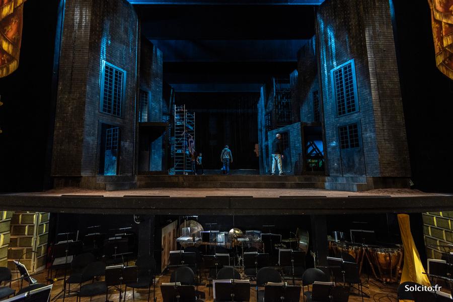 Visite insolite opéra Bordeaux
