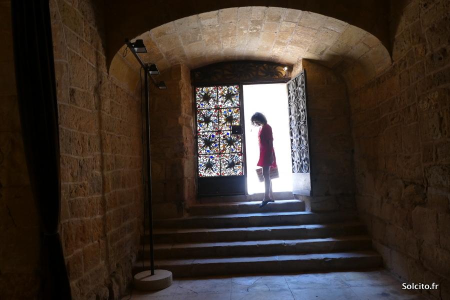 Visite Abbaye de Fontfroide Narbonne