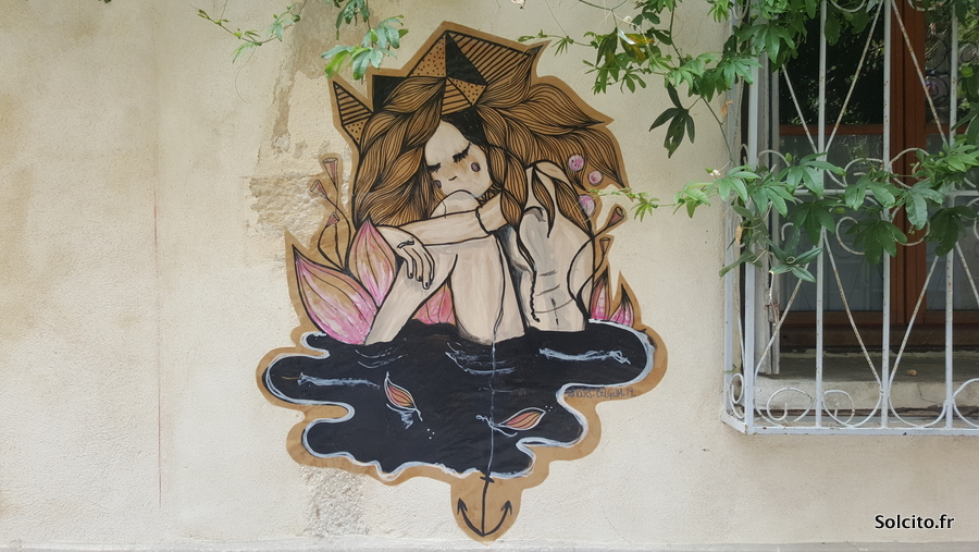 Art urbain Montpellier