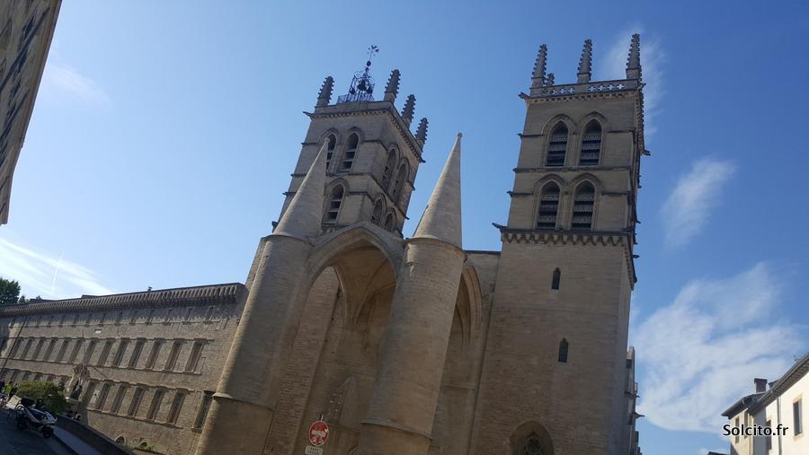 Cathédrale Montpellier