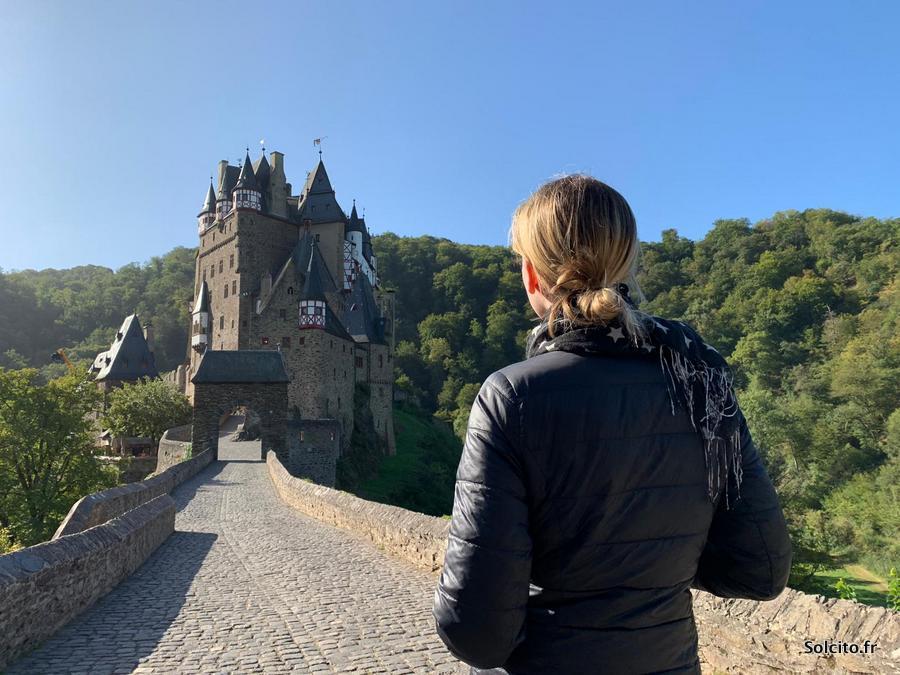 Chateau d'Eltz Rhénanie-Palatinat