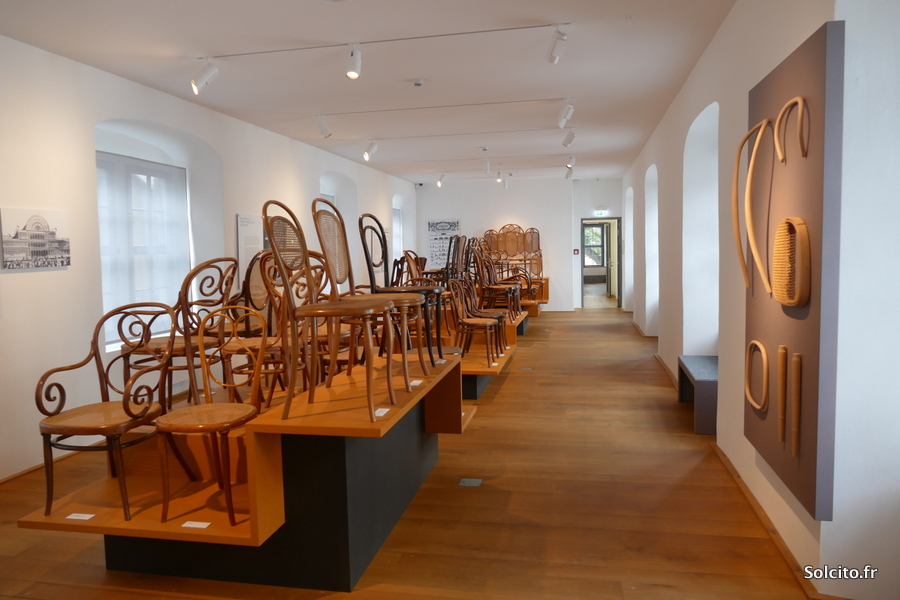 Musee Michel Thonet Rhenanie-Palatinat