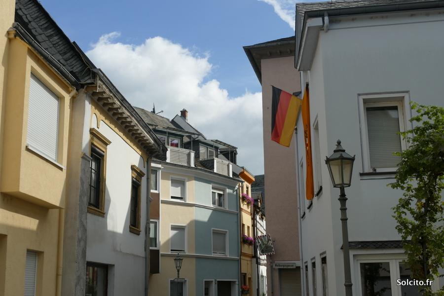 Sejour Boppart Rhenanie-Palatinat