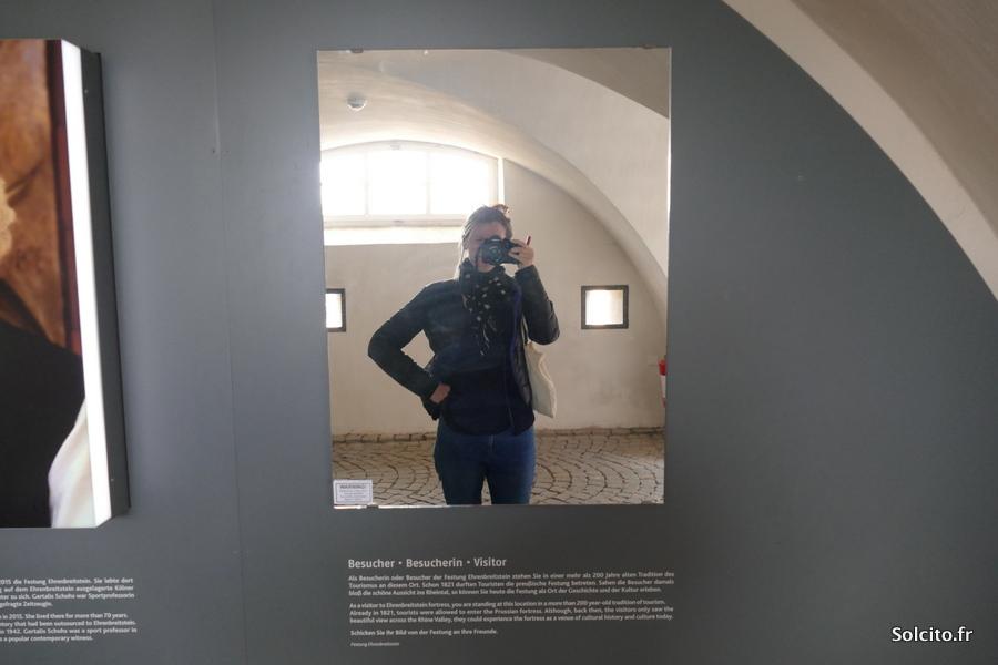 Solcito Forteresse de Coblence Rhenanie-Palatinat