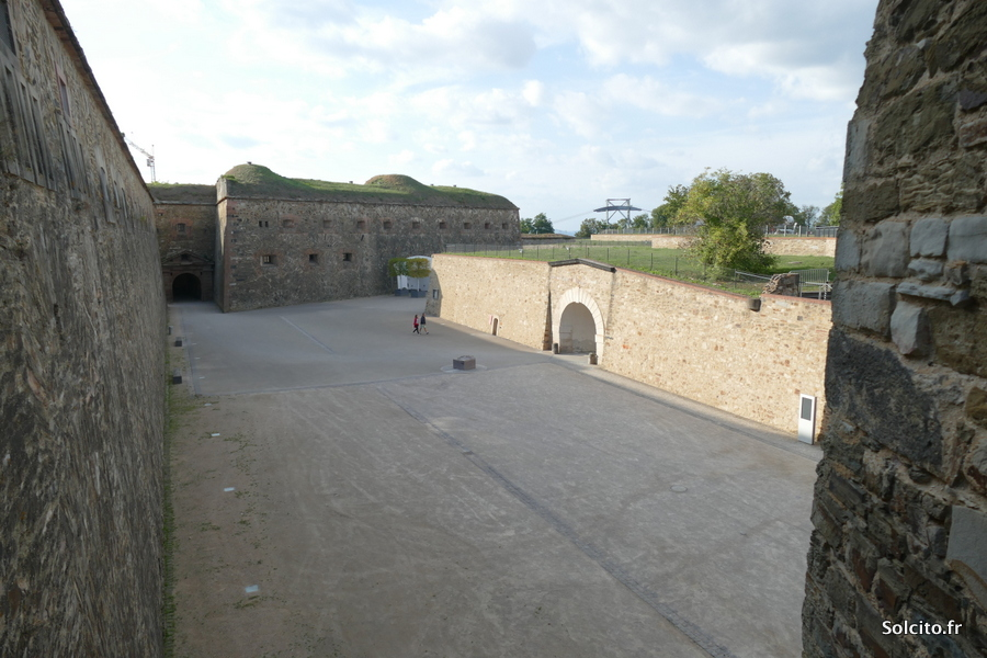 Visite Forteresse de Coblence Rhénanie-Palatinat