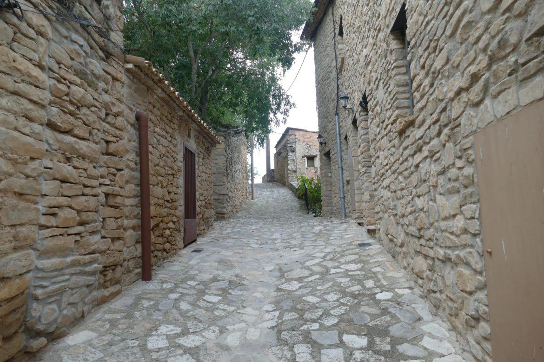 Montsonis en Catalogne