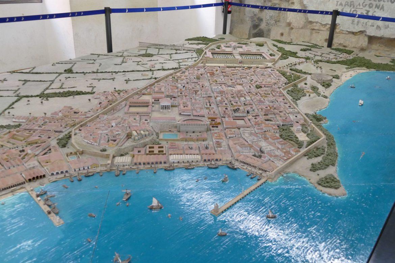Tarragona en Catalogne