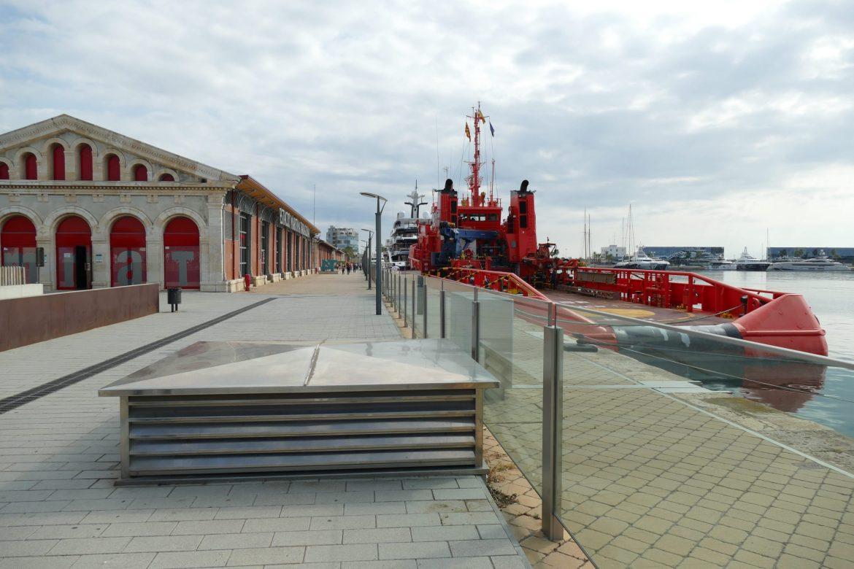 Tarragone quartier maritime