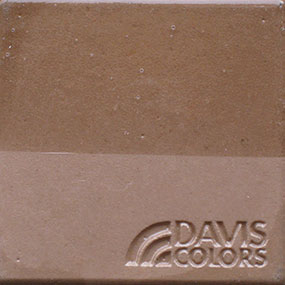 flagstone brown color concrete chip