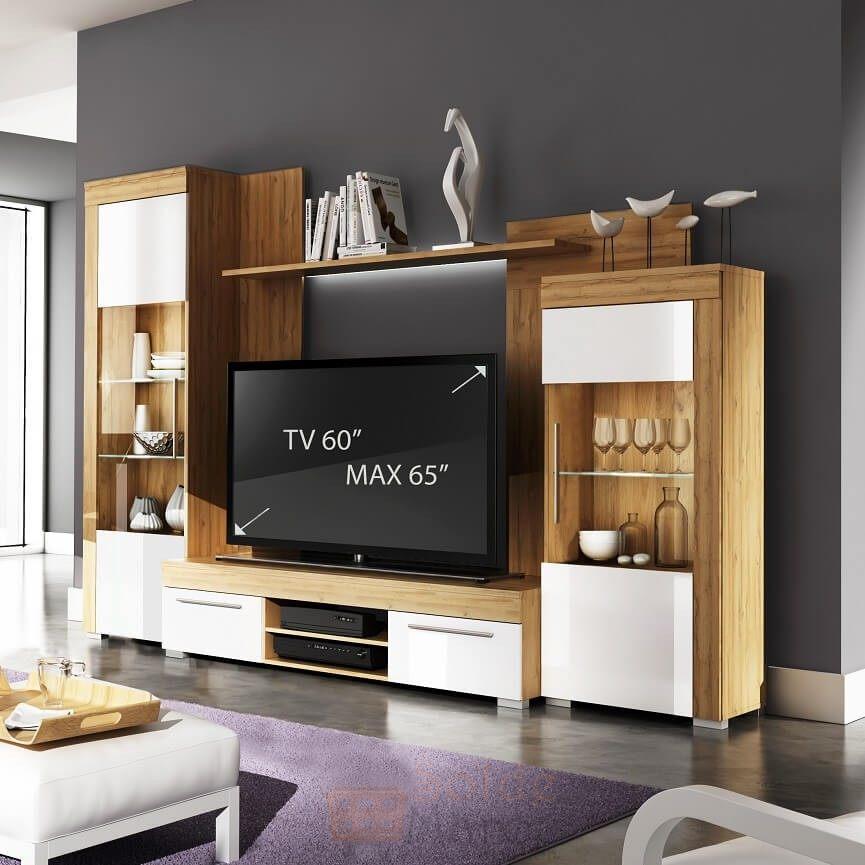 soldes azura home ensemble meuble tv