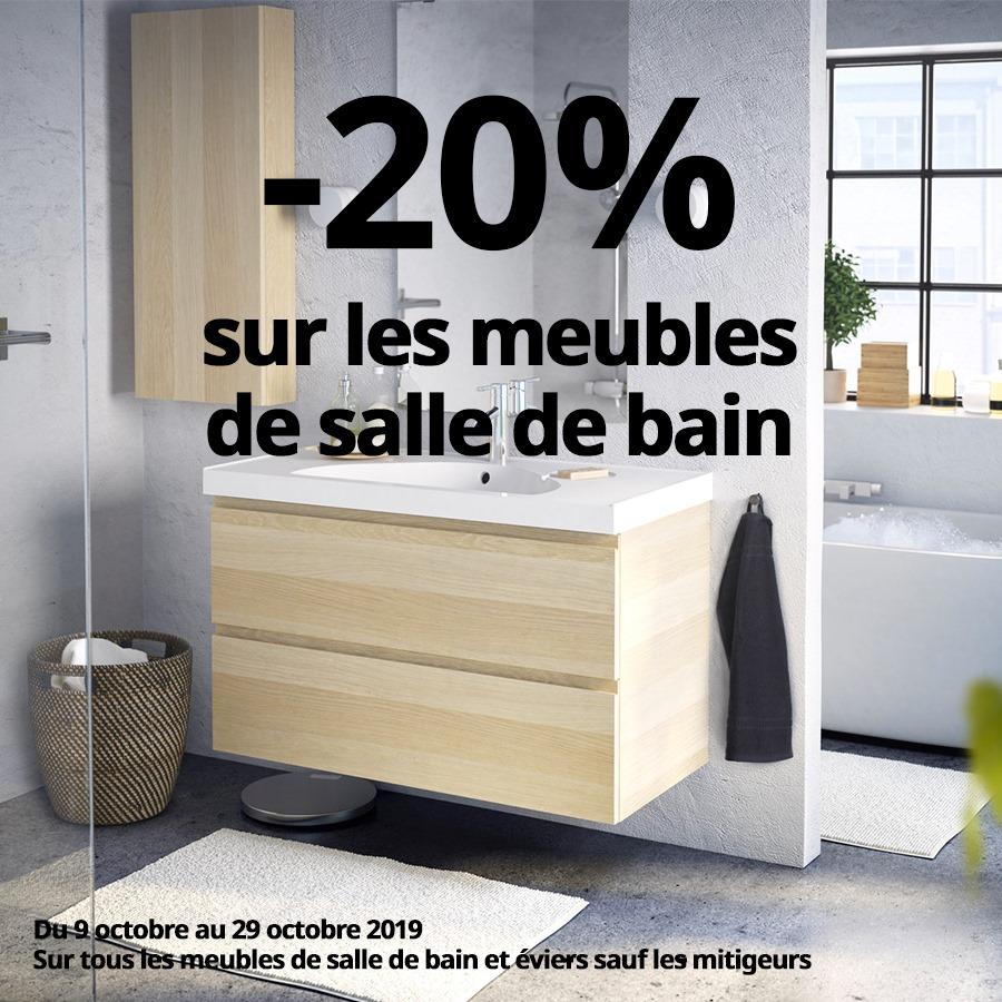 salle de bain ikea maroc bright