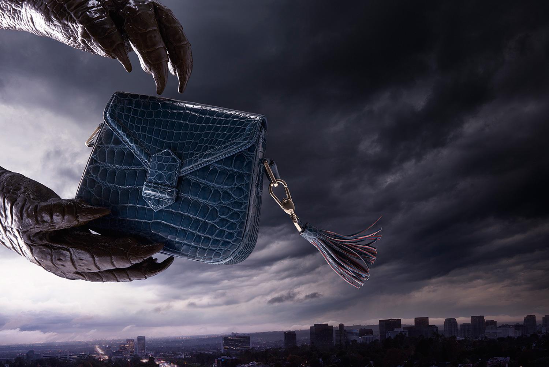 VOGUE / Godzilla