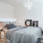 Skandinavische Schlafzimmer