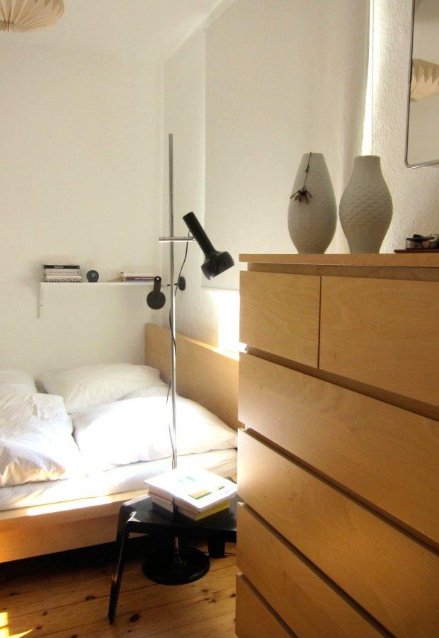 Kleine Schlafzimmer einrichten   na dann Gute Nacht ...