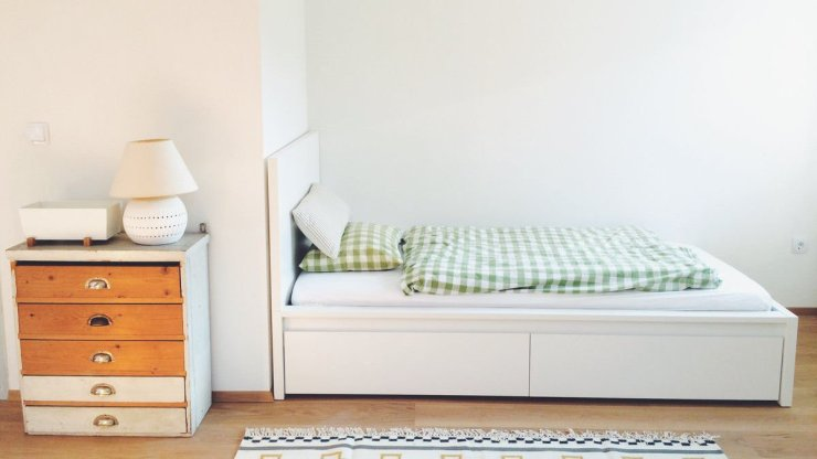 Ikea Bett Kommode 2021